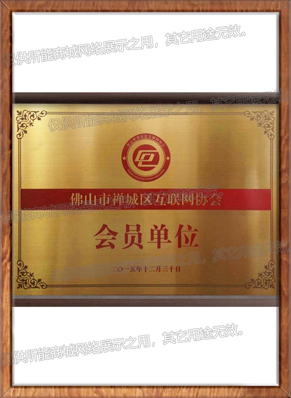 佛山禅城互联网协会