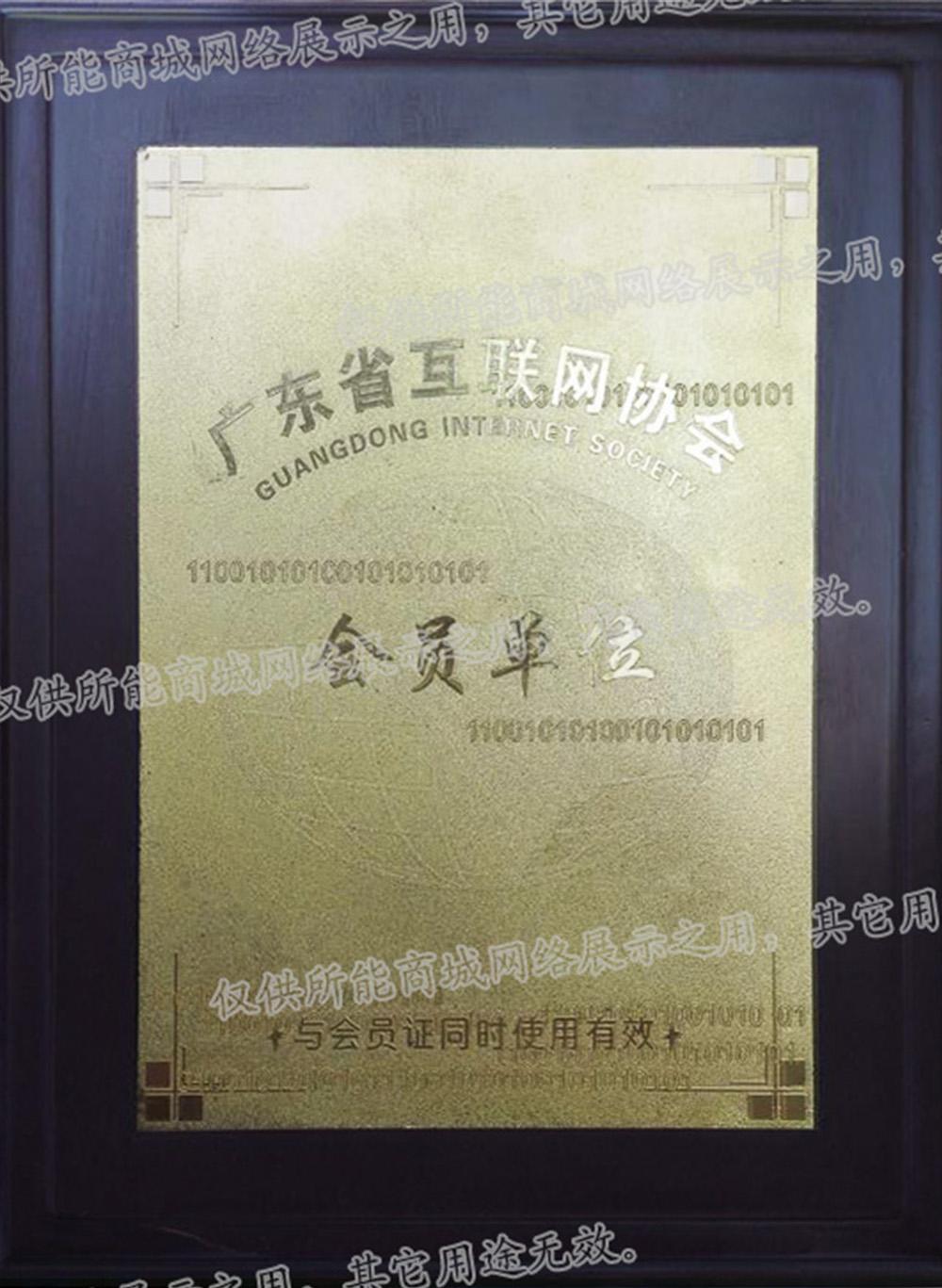 广东省互联网协会